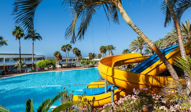 Piscina exterior - Abora Interclub Atlantic by Lopesan Hotels - Gran Canaria