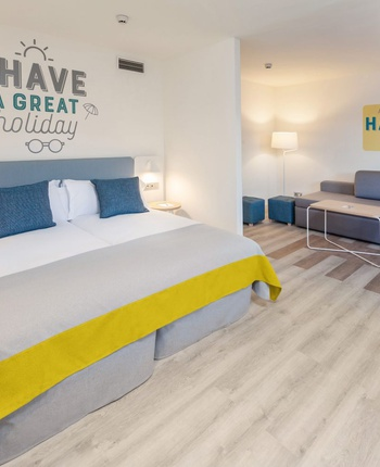Habitaciones Abora Interclub Atlantic by Lopesan Hotels Gran Canaria